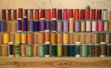 Colored Sewing Thread