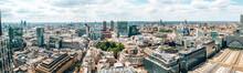 Beautiful Aerial View Of Londo...