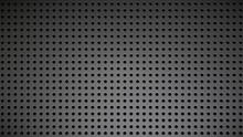Metallic Metallic Grid Texture.