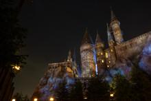 Hogwarts Castle At Universal S...