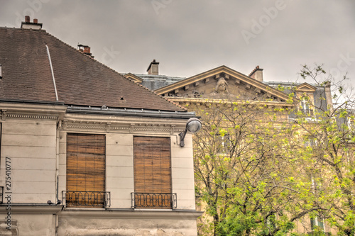 Fototapeta Paris, Faubourg Saint-Antoine