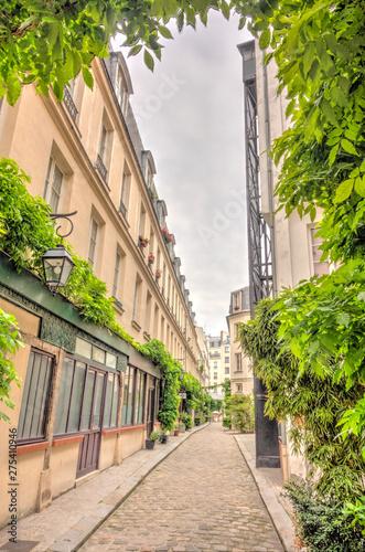 Canvas Print Paris, Faubourg Saint-Antoine