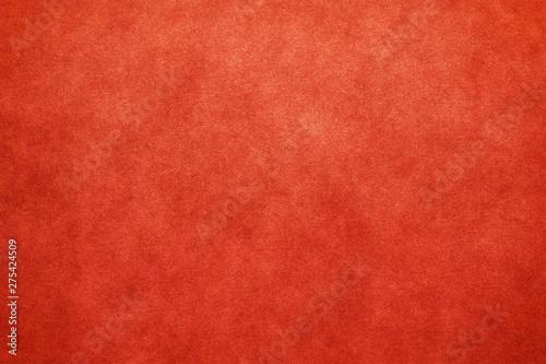 Obraz 和紙 赤 テクスチャ ビンテージ 背景 - fototapety do salonu