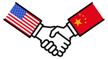 USA CHINA Business Deal, Trade...