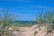Baltic Sea in summer