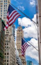 USA, New York, Manhattan Midtown, 5th Ave Near The Trump Tower