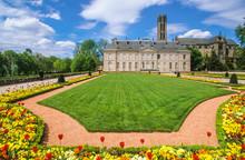 Nouvelle Aquitaine - Limousin - Haute-Vienne - Limoges - The Bishopric Gardens