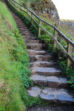 Beautiful Irish Cliffs Overloo...