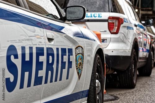 Cuadros en Lienzo sheriff