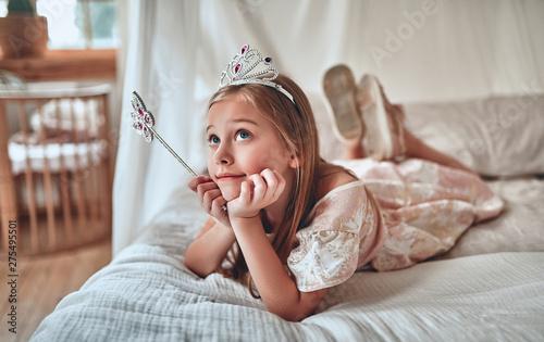 Księżniczka w domu