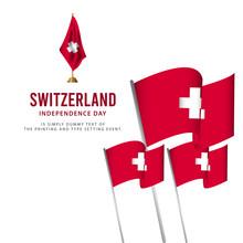 Switzerland Independence Day C...
