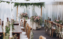 Boho Wedding Table For A Newly...