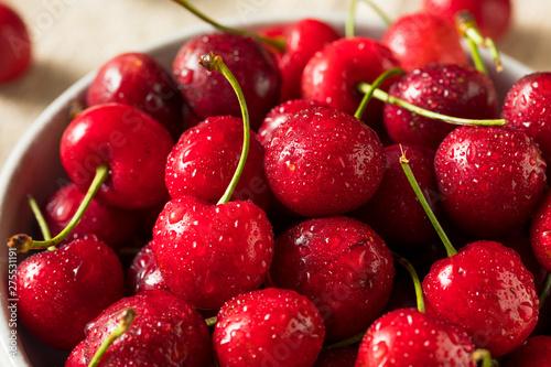 Poster Amsterdam Raw Red Organic Cherries