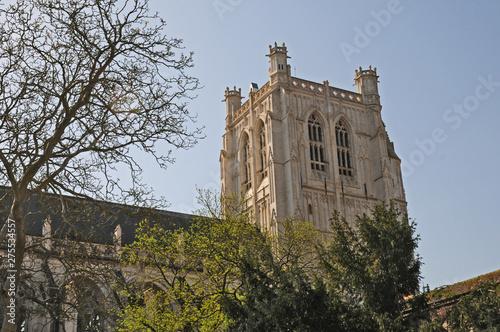 La cattedrale di Saint Omer, Pas-de-Calais, Hauts-de-France Fototapeta