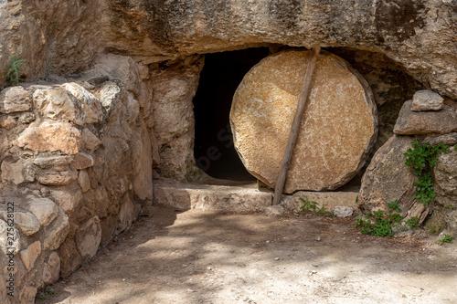 Fotografie, Obraz Ancient Tomb