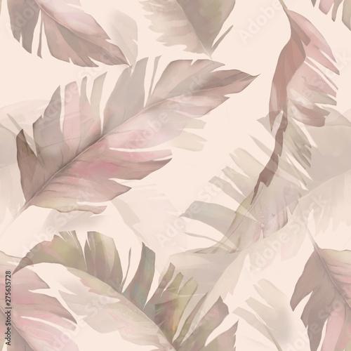 akwarela-bezszwowe-wzor-z-zwrotnikiem