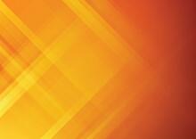 Abstract Orange Vector Backgro...