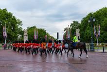 Queen's Day, 8 Jun 2019 London...