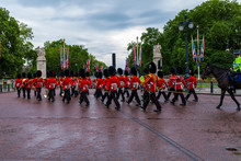 Queen's Day, 8 Jun 2019 London England, Images From The Event Organized Annually On Queen's Day