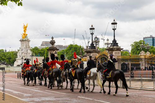 Photo  Queen's Day, 8 Jun 2019 London England, Images from the event organized annually