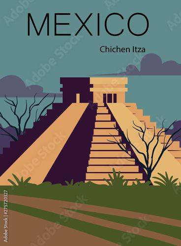 pocztowka-retro-meksyk