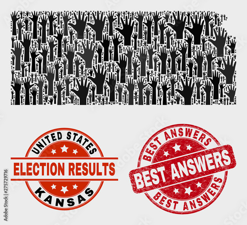Election Kansas State map and seals. Red round Best Answers grunge on kansas counties map, herington kansas map, missouri map, arkansas map, oklahoma map, the state map, colorado map, kansas elevation map, kansas lakes map, usa map, kansas map with all cities, kansas road map, kansas us map, nebraska map, printable kansas map, kansas interstate map, tennessee state map, united states map, kansas small town map, colby kansas map,