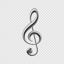 Realistic Note Symbol