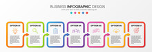 Business Infographic Layout Wi...