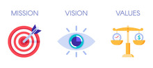 Mission, Vision And Values. Bu...
