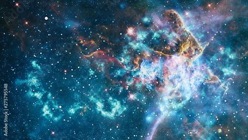 Galaxy creative background Tablou Canvas
