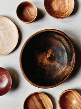 Bowls In Brown