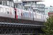 Hochbahn in Hamburg