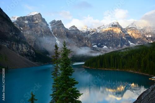 Recess Fitting Canada Morraine Lake