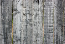 Whethered Vintage Wooden Fence Texture