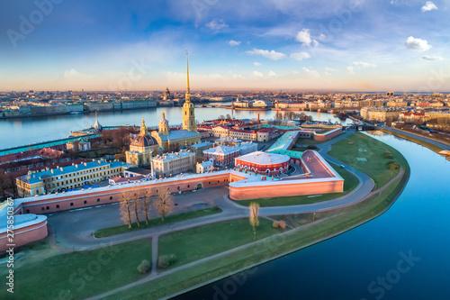 Saint Petersburg Fototapete