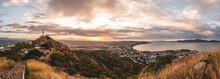 Castle Hill Sunset Townsville