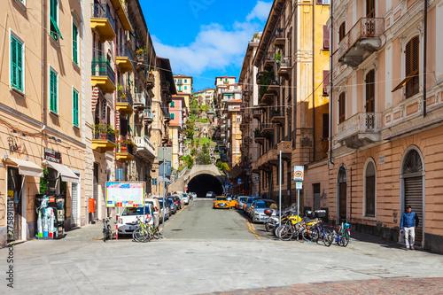 Piazza Garibaldi square, La Spezia