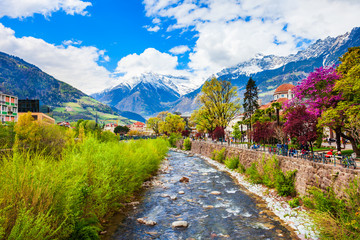Merano or Meran, South Tyrol