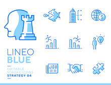 Lineo Blue - Strategy And Mana...