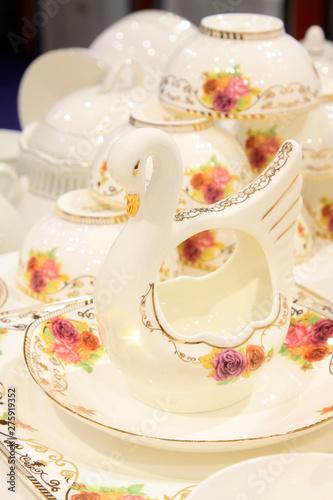 Poster Ceramic tableware