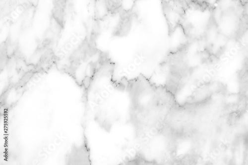 Fototapeta White marble texture background. obraz na płótnie