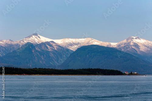 Photo Admiralty Island in Alaska, USA