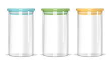 Glass Jars With Airtight Seal ...
