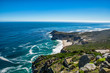 canvas print picture - Cape of Good Hope - South Africa