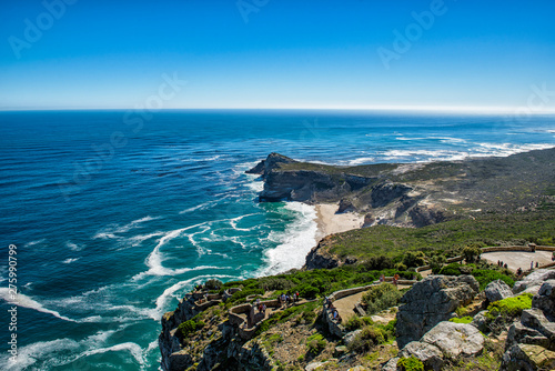 Valokuvatapetti Cape of Good Hope - South Africa