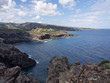 Pantelleria, Italy. coast and cliff