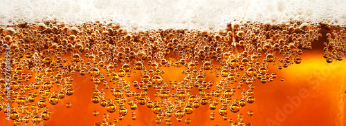 Recess Fitting Alcohol Beer detail.Cold lager beer drink with bubbles and drops
