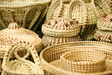Sweet Grass Baskets For Sale In The Market