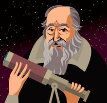Galileo Galilei Great Scientific Astronomer