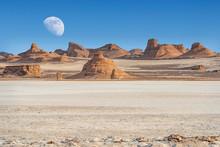 Dasht-e-Lut, Lut Desert,hottes...